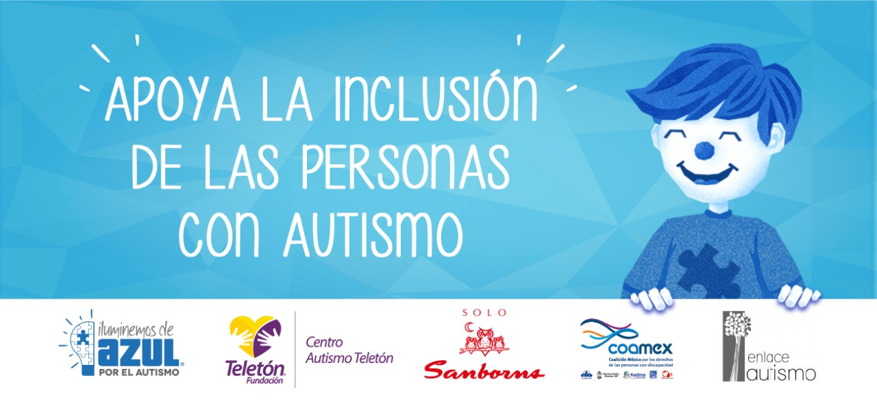 Nariz azul autismo